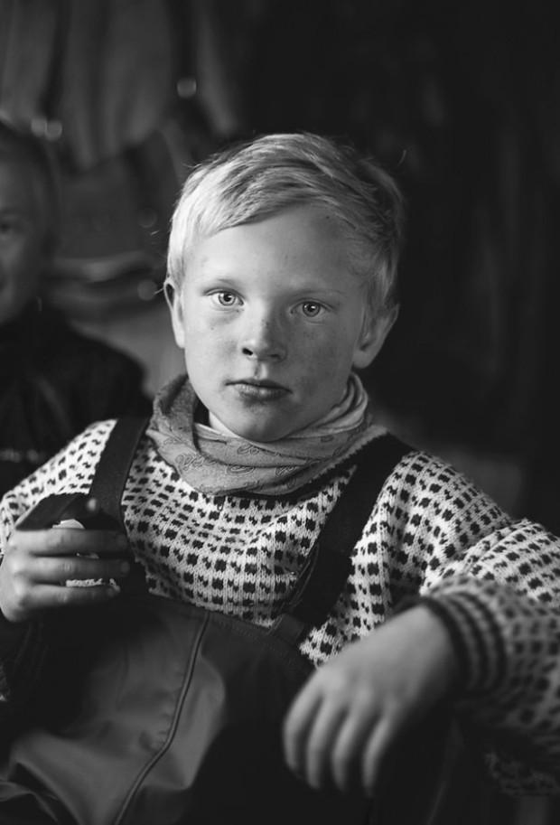 Merit Winner : Children of Reindeer – Michelle Schantz